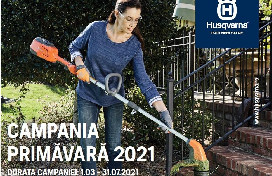CAMPANIE PRIMAVARA 2021